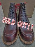 [未使用]RED WING 9010 BECKMAN MOC TOE BOOTS (ベックマンモックトゥブーツ)Size 9