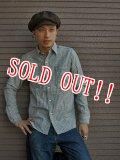 「JELADO」 30's STYLE Dobby Cloth CARTER SHIRTS カーターシャツ [ブラック]