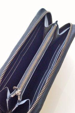 画像4: 「MAGNET」 Long Zip Wallet マグネット  ロングジップウォレット [WOOD BLACK]