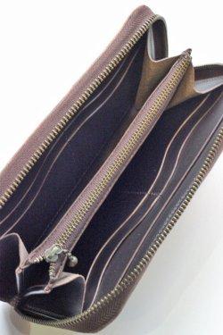 画像4: 「MAGNET」 Long Zip Wallet マグネット ロングジップウォレット [MOSAIC]
