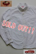 「JELADO」 OX FORD B.D.SHIRTS ジェラード オックスフォード ボタンダウンシャツ JPSH-1401 [ホワイト]