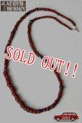 「J.AUGUR DESIGN」 Trade Wind Beads Necklace  ジュディーオーガーデザイン トレードウインドウ ビーズ ネックレス  [Type. B]