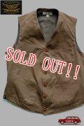 「JOHN GLUCKOW」 by 「JELADO」 Museum Vest  ジョングラッコー ジェラード ミュージアム ベスト JG11501 [ブラウン]