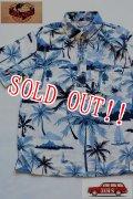 「JELADO」 Pullover B.D. Aloha Shirts ジェラード プルオーバー ボタンダウン アロハシャツ SG12101 [バニラ]
