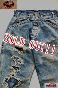 「JELADO」 Painter Pants Vintage Finish  ジェラード ペインターパンツ ヴィンテージフィニッシュ JP11308 [インディゴ]