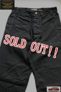 「JOHN GLUCKOW」by 「JELADO」 Net Makers Trousers ジョングラッコー ジェラード ネットメーカーズ トラウザーズ JG94302  [ブラック]