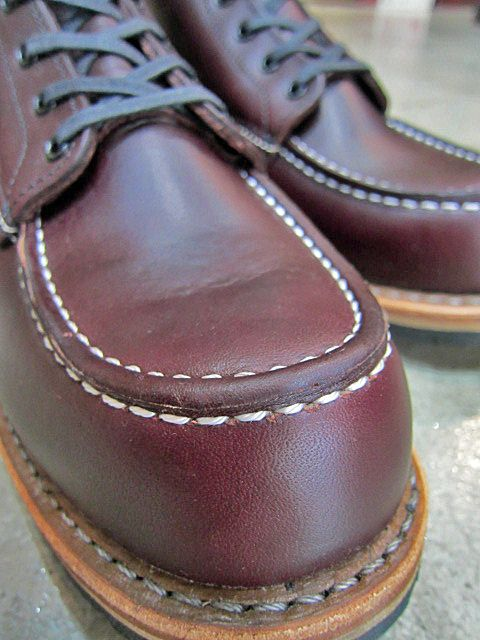 Pin Red Wing Moc Toe 200 Collection 09213 0 Mens Laced
