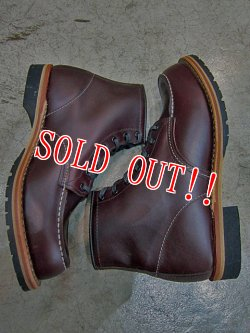 画像4: [未使用]RED WING 9010 BECKMAN MOC TOE BOOTS (ベックマンモックトゥブーツ)Size 9