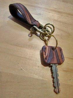画像5: 「MAGNET」 Key Cap マグネット キーキャップ [WOOD BLACK・WOOD BROWN]
