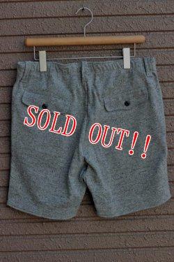 画像5: [再入荷!!]「Jackman」 Nep Sweat Shorts ジャックマン ネップスウェットショーツ 「グレー 」