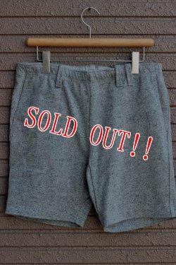 画像4: [再入荷!!]「Jackman」 Nep Sweat Shorts ジャックマン ネップスウェットショーツ 「グレー 」