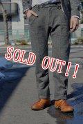 「Jackman」 Nep Sweat Trouser ジャックマン ネップスウェットトラウザー JM7676 「チャコール」