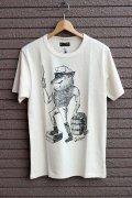 「JELADO」 Jackass Tee ジェラード ジャッカスTシャツ [バニラ]