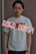 [再入荷!!]「JELADO」 Jelado official Tee ジェラード オフィシャルプリント 半袖Tシャツ [オフホワイト]