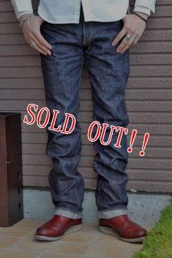 画像5: [限定生産500本]「Pherrows」DENIM PANTS #421 & TOTE BAG フェローズ バッファローホーン5周年記念モデル Lot 421 デニムパンツ トートバッグ付き [ワンウォッシュ]