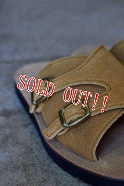 画像4: 「JELADO」 Leather Sandals PIT ジェラード レザーサンダル ピット [ラテ]