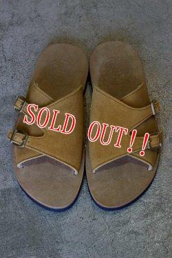 画像2: 「JELADO」 Leather Sandals PIT ジェラード レザーサンダル ピット [ラテ]