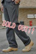 [再入荷]「Jackman」 Jersey Trousers ジャックマン ジャージートラウザーズ JM7711 「チャコール」