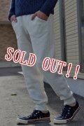 [再入荷!!]「Jackman」 Turi-Bul Trousers ジャックマン ツリブル トラウザーズ リブスウェットパンツ JM7733 「オートミール」