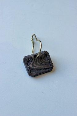 画像2: 「MAGNET」 Key Cap マグネット キーキャップ [WOOD BLACK・WOOD BROWN]