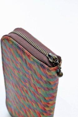 画像3: 「MAGNET」 Long Zip Wallet マグネット ロングジップウォレット [MOSAIC]