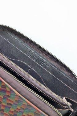 画像5: 「MAGNET」 Long Zip Wallet マグネット ロングジップウォレット [MOSAIC]
