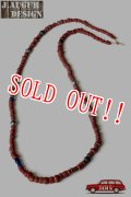「J.AUGUR DESIGN」 Trade Wind Beads Necklace  ジュディーオーガーデザイン トレードウインドウ ビーズ ネックレス  [Type. D]