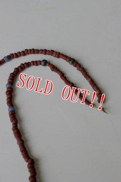 画像4: 「J.AUGUR DESIGN」 Trade Wind Beads Necklace  ジュディーオーガーデザイン トレードウインドウ ビーズ ネックレス  [Type. A]