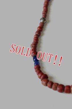画像2: 「J.AUGUR DESIGN」 Trade Wind Beads Necklace  ジュディーオーガーデザイン トレードウインドウ ビーズ ネックレス  [Type. D]