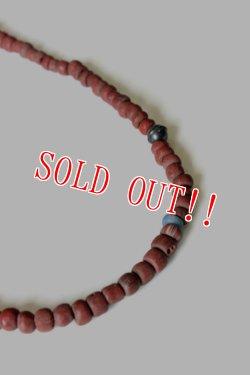 画像3: 「J.AUGUR DESIGN」 Trade Wind Beads Necklace  ジュディーオーガーデザイン トレードウインドウ ビーズ ネックレス  [Type. A]