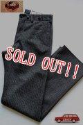 「JELADO」×「COPANO」  Gotham Trousers  ジェラード×コパノ ゴッサムトラウザーズ ビーチクロス AG03310 [フレイクブラック]