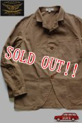 「JOHN GLUCKOW」 by 「JELADO」 Museum Jacket  ジョングラッコー ジェラード ミュージアム ジャケット JG11401 [ブラウン]