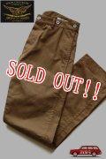 「JOHN GLUCKOW」 by 「JELADO」 Museum Trousers  ジョングラッコー ジェラード ミュージアム トラウザー JG11301 [ブラウン]