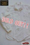 「JOHN GLUCKOW」 by 「JELADO」  Professors Shirts   ジョングラッコー ジェラード  プロフェッサーシャツ JG11112 [ホワイト]