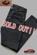 「JELADO」 Classic Slim Pants ジェラード クラシック スリムパンツ 硫化染め JP11303 [ブラック]