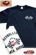 「JELADO」  Chevrollers Tee  ジェラード シェブローラーズ Tシャツ JP11214  [ブラック・バニラ]