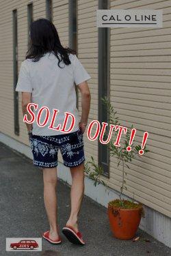 画像4: 「CAL O LINE」 VERMONT APPLE T-SHIRT キャルオーライン アップルプリントTシャツ [ホワイト]