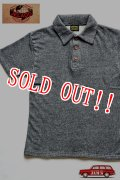「JELADO」 Pile Polo Shirts ジェラード パイル ポロシャツ RG12206 [ソルト&ペッパー]