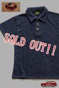 「JELADO」 Pile Polo Shirts ジェラード パイル ポロシャツ RG12206 [ディープネイビー]