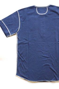 画像5: 「JELADO」 S/S  Classic underwear ジェラード クラシック アンダーウェア 半袖Tシャツ ヘンリーネック JAGT-014 [ネイビー]