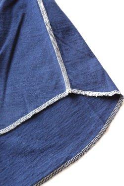 画像4: 「JELADO」 S/S  Classic underwear ジェラード クラシック アンダーウェア 半袖Tシャツ ヘンリーネック JAGT-014 [ネイビー]