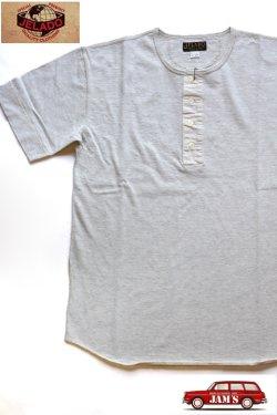 画像1: 「JELADO」 S/S  Classic underwear ジェラード クラシック アンダーウェア 半袖Tシャツ ヘンリーネック JAGT-014 [オートミール]