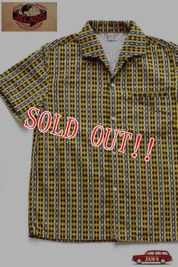 画像1: 「JELADO」 Vincent Shirts ジェラード ヴィンセントシャツ SG22107 [マスタード]