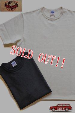 画像1: 「JELADO」 ジェラード ヘビーウエイト 半袖Tシャツ JP94212 [バニラ・ブラック]