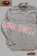 「JELADO」 Forestman Shirts ジェラード フォレストマンシャツ ネイティブ柄 CB22109 [ホワイト]