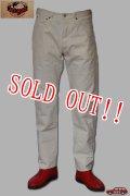 「JELADO」 Classic Slim Pants ジェラード クラシック スリムパンツ 白パン JP94309 [バニラ]