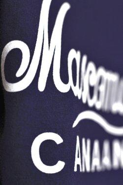 画像3: 「JELADO」Mascoma Tee ジェラード マスコマ プリント 丸胴 半袖Tシャツ AB31250 [ネイビー]