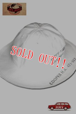 画像1: 「JELADO」 Army Hat ジェラード ステンシルカスタム CT13702  [バニラ]