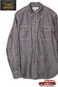 「John Gluckow」by「JELADO」The All Purpose Work Shirts SP  ジョングラッコー ジェラード ザ オール パーパス ワークシャツ  SG33101 [グレー]