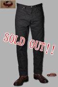 「JELADO」 Classic Slim Pants ジェラード クラシック スリムパンツ JP94309 [ブラック]
